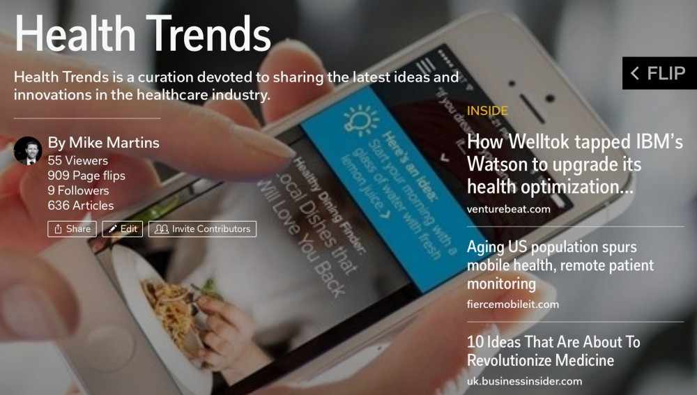 8 Flipboard Magazines for Healthcare Trends | Syneos Health