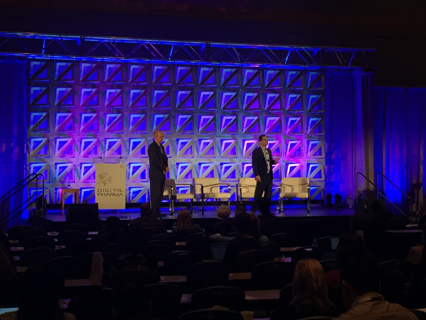 Digital Pharma East Day 2 Recap Syneos Health Communications Electricity In Action Booth Attending Panels And Giving A Keynote Its Been An Awesome Time To Get Some Sleep As We Have Another Packed Ahead