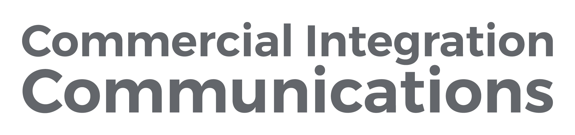 Commercial Integration Communications